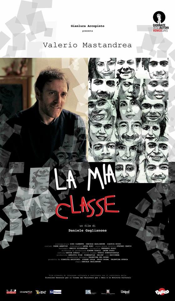 LA MIA CLASSE_Poster