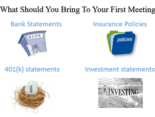 7 actions to take when meeting with potential Financial Advisor