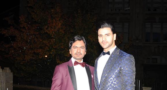 Nawazuddin Siddiqui & Vivek Dahiya
