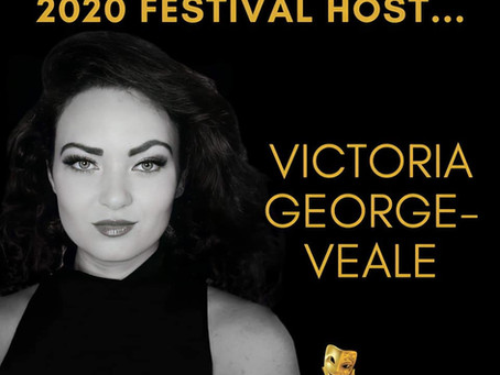 Meet our amazing #CIFF2020 hosts and presenters Sam Cook and Victoria George-Veale.