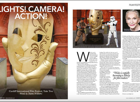 Cardiff International Film Festival in Cardiff Life Magazine