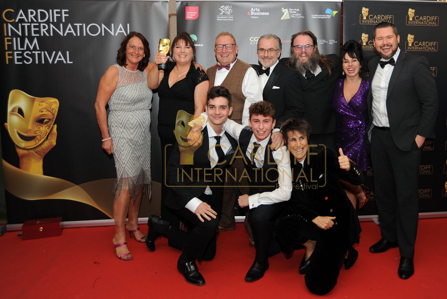 Winner Welsh Film