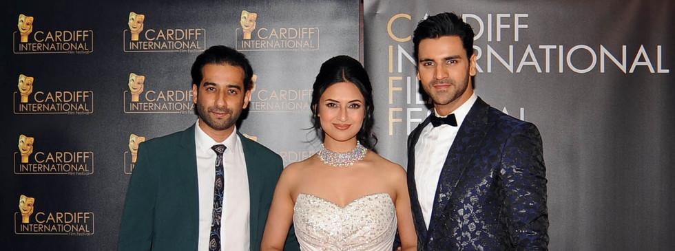 Rahil Sayed, Divyanka & Vivek Dahiya
