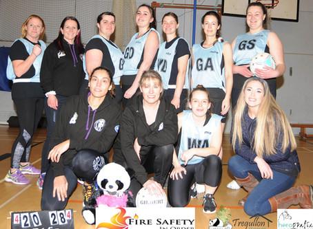Pandas win friendly against Hayle