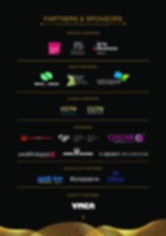 Sponsors #CIFF2019 Full Programme Bookle