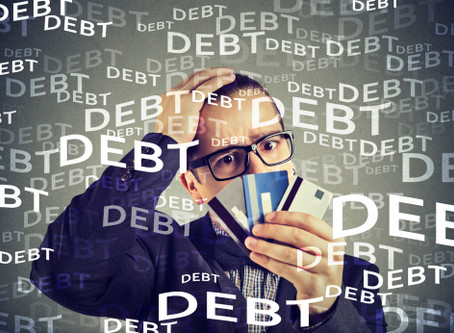 Debt - the Credit Crunch