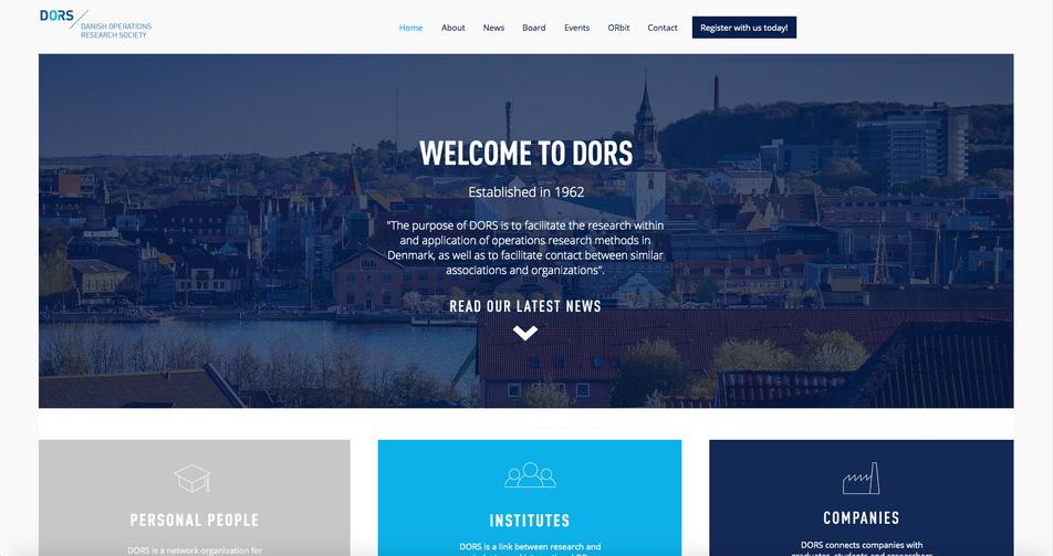 Website: DORS