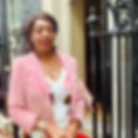 Doreen - Downing Street.JPG