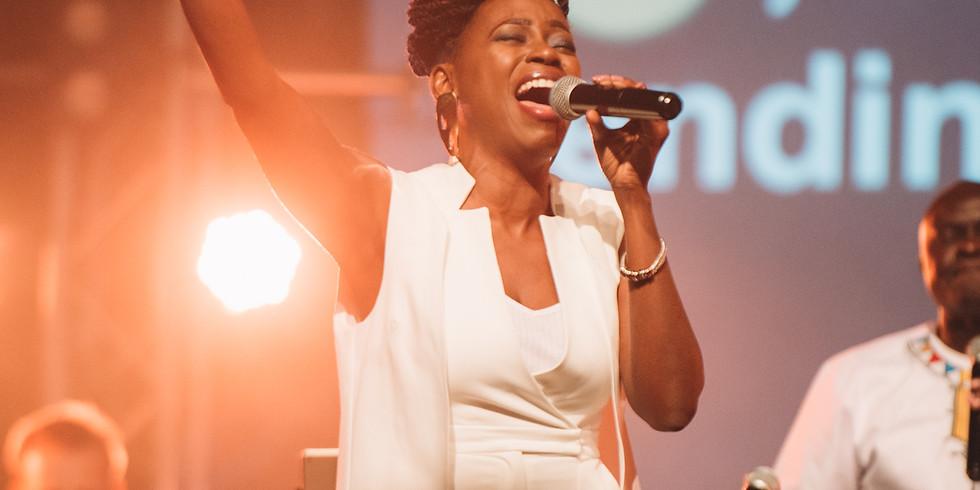 Live Worship (Pre-recording) With Sarah Téibo