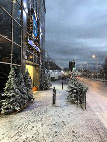 Snow Machine Hire Christmas Winter Wonde