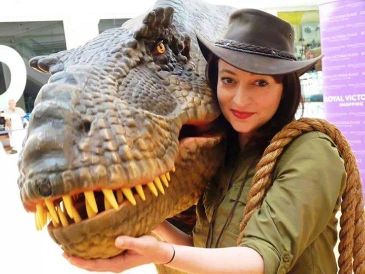 T Rex Dinosaur Hire