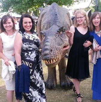 Dinosaur Summer Activity - ROOOAR!