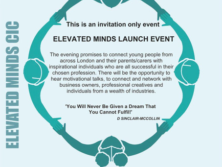 Elevated Minds Launch