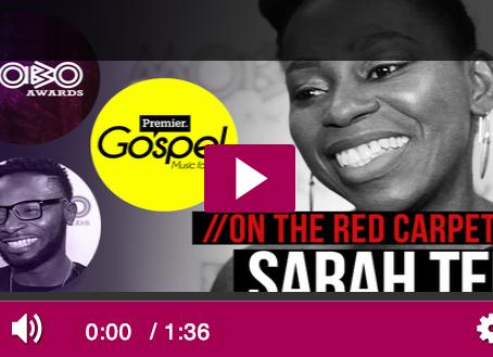 Newcomer Sarah Téibo Bags MOBO Nomination