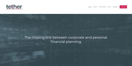 Website: Tether