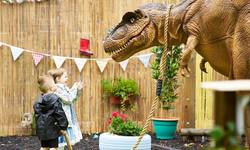 T Rex Dinosaur Secret Life