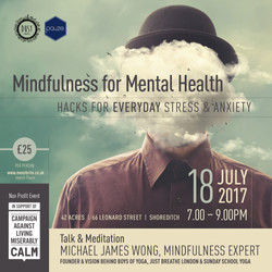 Mindfulness for Mental Health