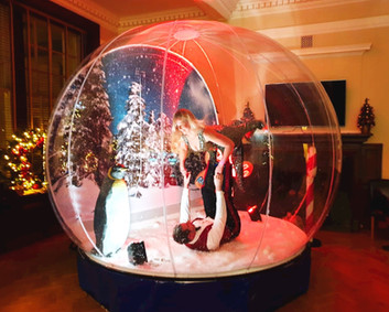 Hire a Snow Globe Corporate Events