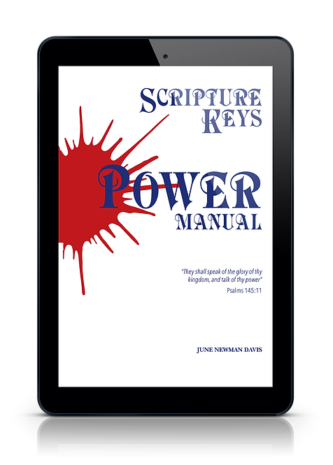 Scripture Keys: Power Manual