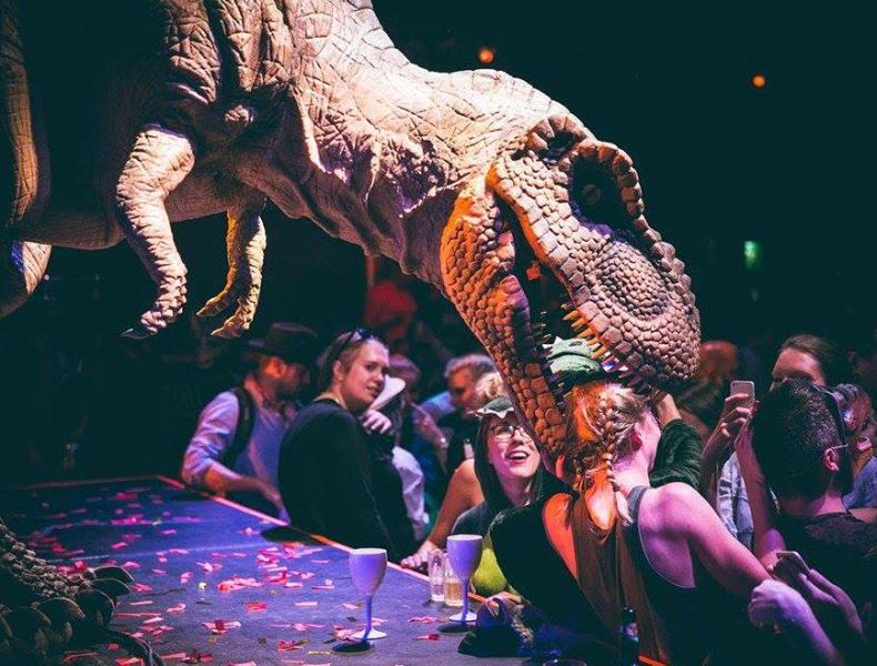 T Rex Dinosaur Hire for Students