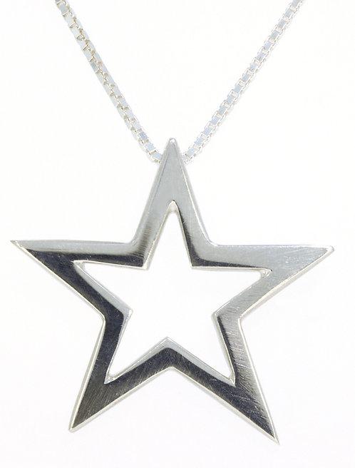 STAR anheng m/hempe sølv