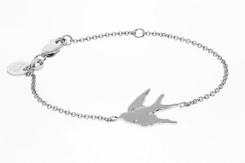 HUIA BIRD sølvarmbånd