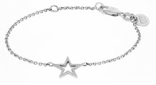 STAR sølvarmbånd