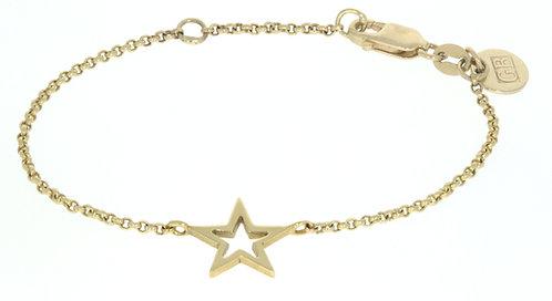 STAR gullarmbånd
