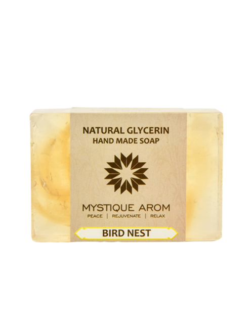 Bird Nest - Natural Glycerin Handmade Soap  100 gm