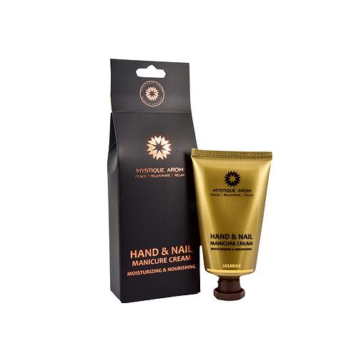 Jasmine - Hand & Nail Manicure Cream  50 ml