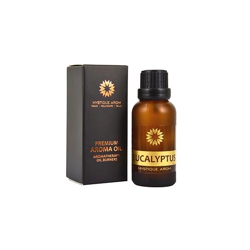 Eucalyptus - Premium Aroma Oil Burner   30 ml