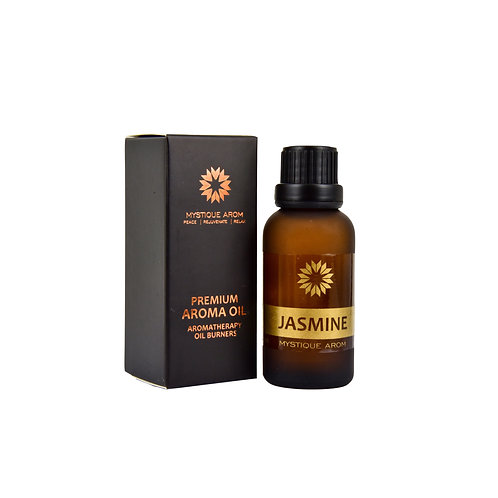 Jasmine - Premium Aroma Oil Burner  30 ml