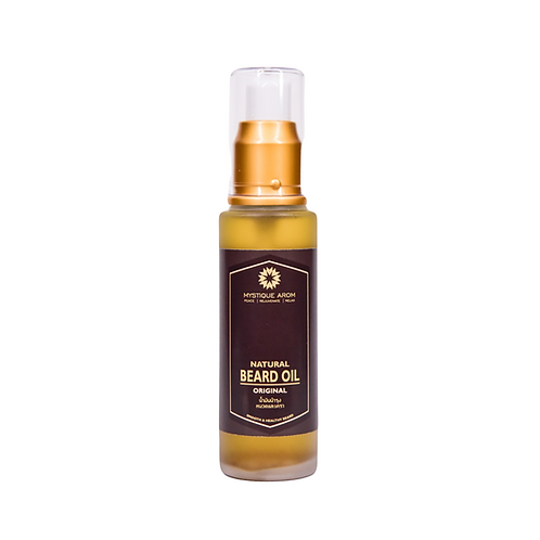 Original - Natural Beard Oil   50 ml