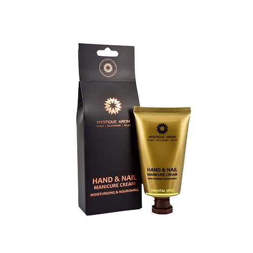 Oriental Spice - Hand & Nail Manicure Cream   50 ml