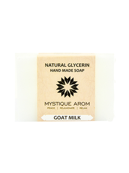 Goat Milk - Natural Glycerin Handmade Soap  100 gm