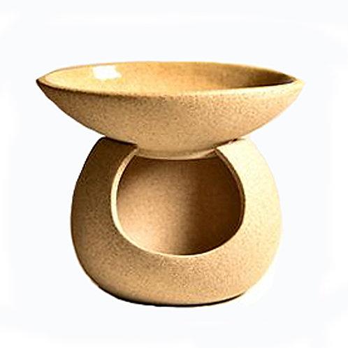Sand Stone Oil Burner - 2 Piece
