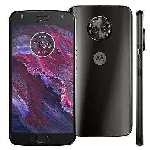Moto X4 - 32GB - Preto - Seminovo