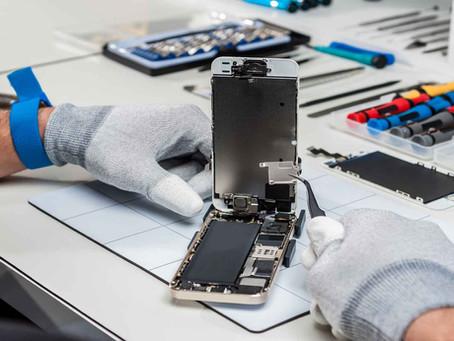 Assistência técnica Apple - iPhone - iPad