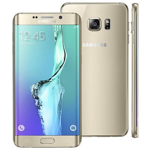 Galaxy S6 Edge - 64GB - Dourado - Seminovo