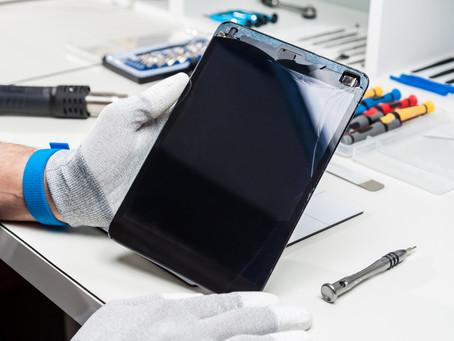 Conserto de smartphone na hora, na sua frente!