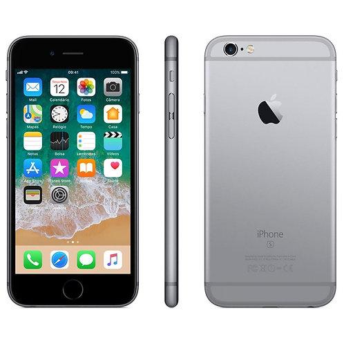 Apple iPhone 6S - 32GB - Cinza Espacial - Seminovo