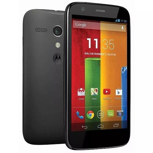 Moto G1 Play - 16GB - Preto - Seminovo