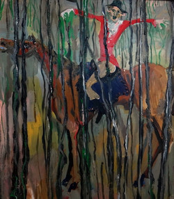 24. Lost in Lofty Forest G 82x63