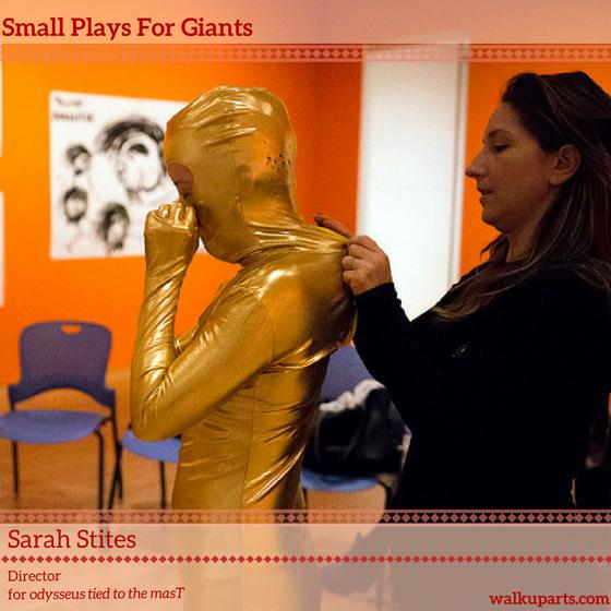 Meet Sarah Stites