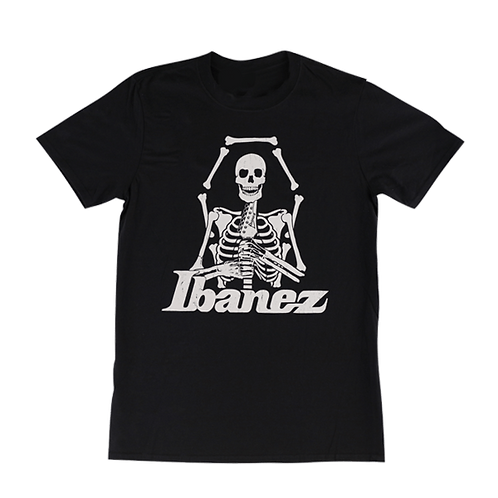 【IbanezスカルTシャツ】