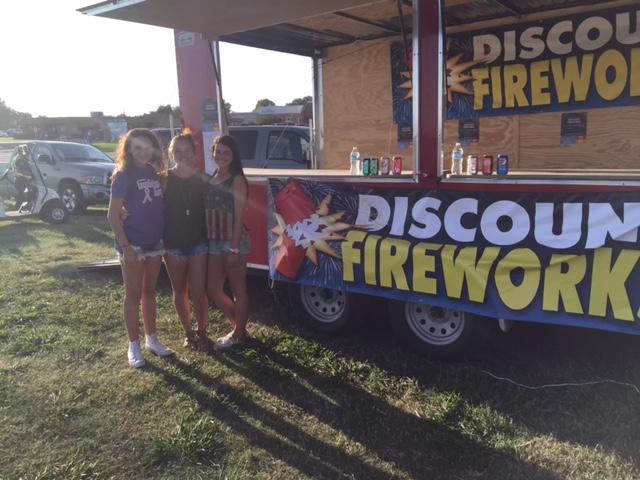 Bixby Firework Stand