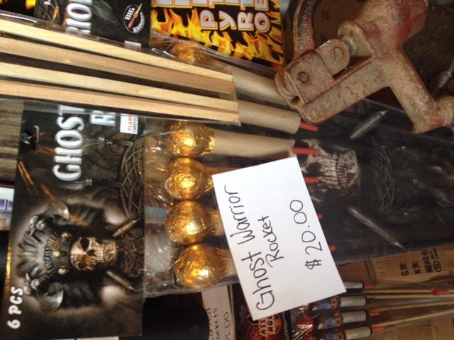 coweta firework stand