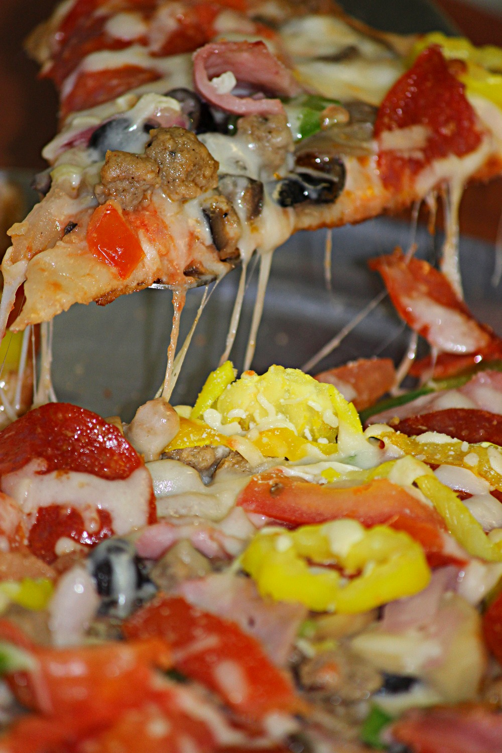 Umberto's Pizza by the slice