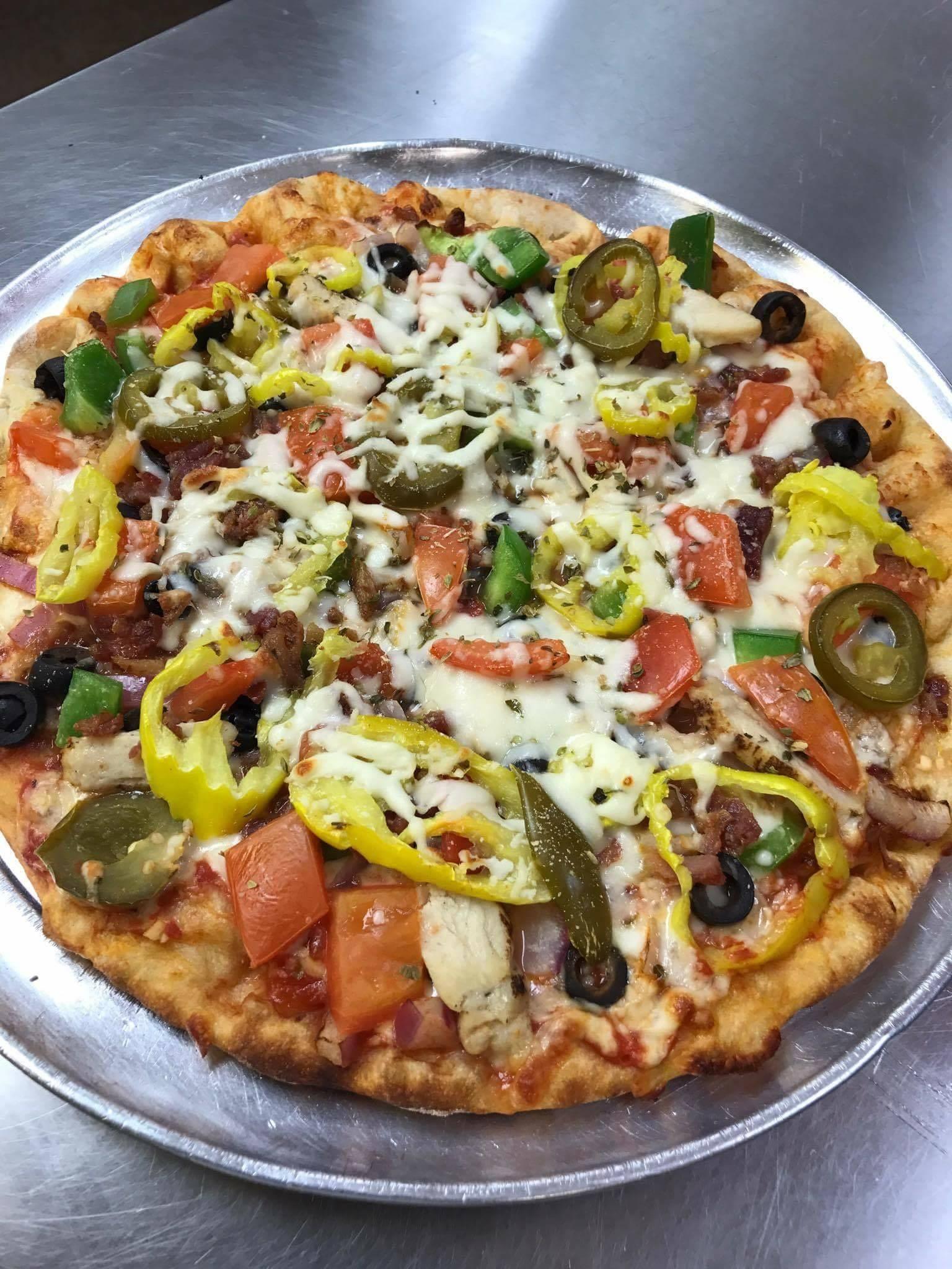 Tulsa's Best Pizza