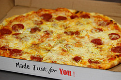 New York Style Pizza Umberto's Tulsa